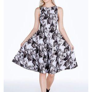 ISO Blackmilk Cave Dweller Princess Midi Dress
